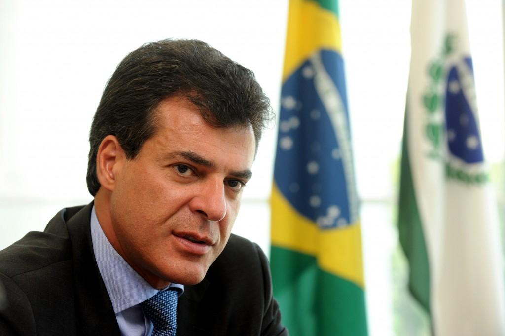 O governador Beto Richa - Imagem: Agência de Notícias do Paraná