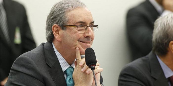 O presidente da Câmara dos Deputados, Eduardo Cunha - Fonte: Pragmatismo Político