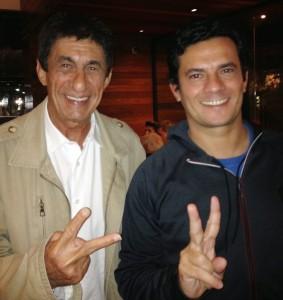 Cantor Fagner escreveu canção em homenagem a Sérgio Moro.