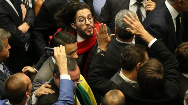 Crédito: Diego Vara / AGÊNCIA RBS / AG. O GLOBO